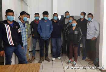 Rescatan a 11 migrantes en Ciudad Mante — InfoNorte.net - InfoNorte.net