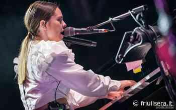 Allerta meteo: il concerto di Francesca Michielin a Tolmezzo trasferito al Teatro Candoni - Friuli Sera