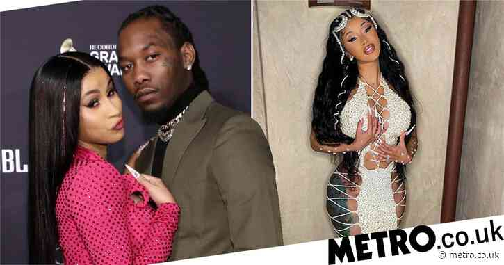 Cardi B says her DMs have been 'flooded' since confirming her divorce from Offset