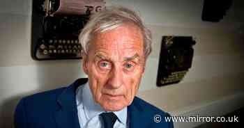 Legendary campaigning Fleet Street editor Sir Harold Evans dies aged 92