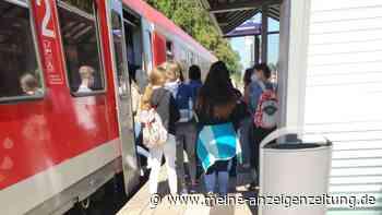 """""""Katastrophale Zustände"""": Schüler berichtet von Corona-Chaos in Regionalzug - Bahn reagiert überraschend"""