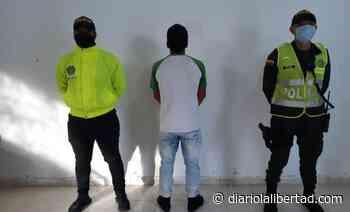 Capturado hombre que abusó de una menor en Puerto Leguízamo, Putumayo - Diario La Libertad