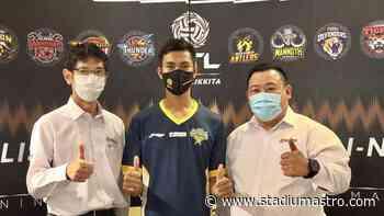 Idemitsu sponsors Sepak Takraw League and ATM Guardians - stadiumastro.com