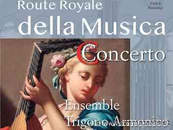 Route Royale della Musica, un concerto a Racconigi - Il carmagnolese