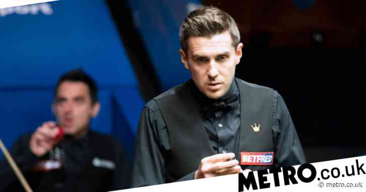 Mark Selby reflects on 'phenomenal' Ronnie O'Sullivan performance in World Snooker Championship semi-final