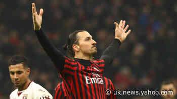 Zlatan Ibrahimovic: COVID had the courage to challenge me...bad idea!
