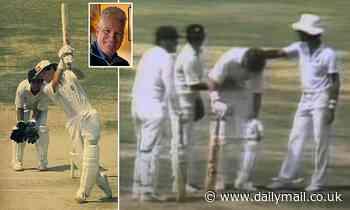 Wisden Editor Lawrence Booth remembers Australia's tough batsman Dean Jones