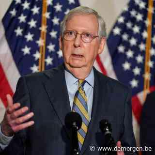Nadat Trump twijfel zaaide: Republikeinse leider in Senaat belooft ordelijke machtsoverdracht
