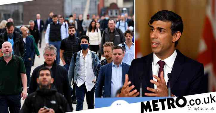'Impossible to predict' how many jobs support scheme will save, Rishi Sunak says