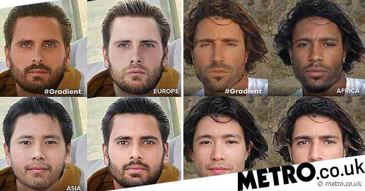 Scott Disick and Brody Jenner face backlash for promoting app that changes your race