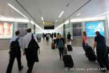 Denmark, Slovakia, Iceland and Curacao added to quarantine list, Grant Shapps announces