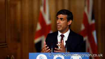 Sunak sets out multibillion-pound rescue package but accepts jobs will go