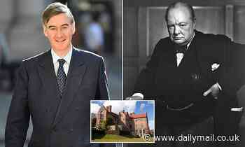 Jacob Rees-Mogg blasts the National Trust for not realising 'how wonderful' Winston Churchill was