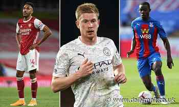 FANTASY FOOTBALL EXPERT: It's time to bring in the point-scoring master Kevin De Bruyne
