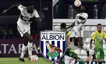 West Brom 'line up shock move for former Arsenal and Tottenham striker Emmanuel Adebayor'