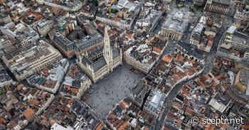 Brussel is dé coronabroeihaard van het land - SCEPTR