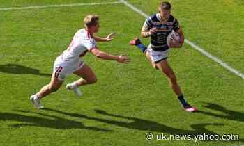 Leeds Rhinos outclass Hull KR but win is marred by Harry Newman's broken leg