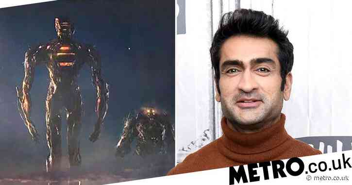 Eternals star Kumail Nanjiani backs 'responsible decision' to delay Marvel film by a year