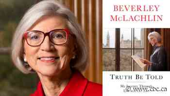 Beverley McLachlin wins $25K Shaughnessy Cohen Prize for Political Writing for memoir Truth Be Told