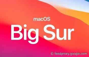 Apple releases macOS 11 Big Sur beta 8
