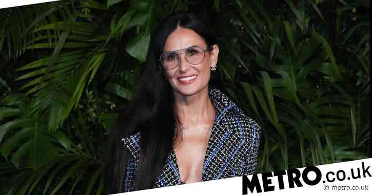 Demi Moore's Dirty Diana podcast to be adapted into Amazon series