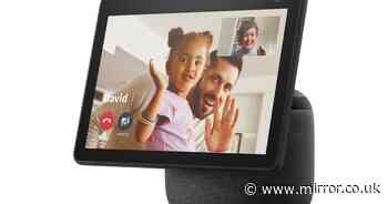 Amazon unveils Echo Show 10 speaker that rotates as you move around the room