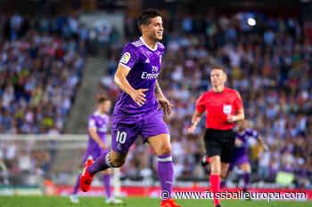 """James Rodriguez wollte zu Atletico Madrid"" - Fussball Europa"