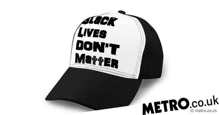 Backlash over 'Black Lives Don't Matter' caps sold on Amazon