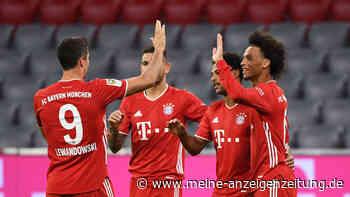 FC Bayern: Hansi Flick mit überraschender Viererkette gegen Sevilla - Lewandowski ist dabei