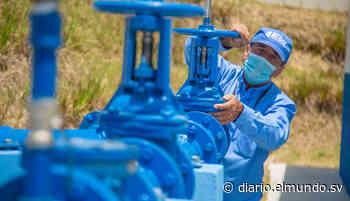 ANDA espera llevar agua potable a 15 mil familias en Cuscatancingo y Apopa con nuevo proyecto - Diario El Mundo