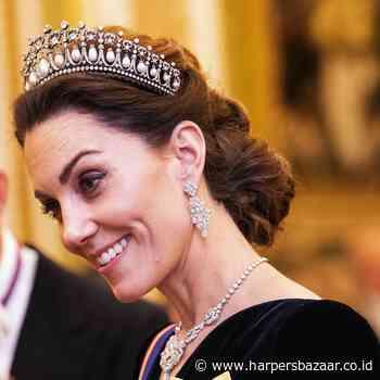 Sejarah Kalung Nizam Hyderabad yang Dikenakan Kate Middleton - Harper's Bazaar Indonesia