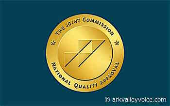 HRRMC Receives Coveted, Nationally Recognized Accreditation - by Daniel Smith - The Ark Valley Voice