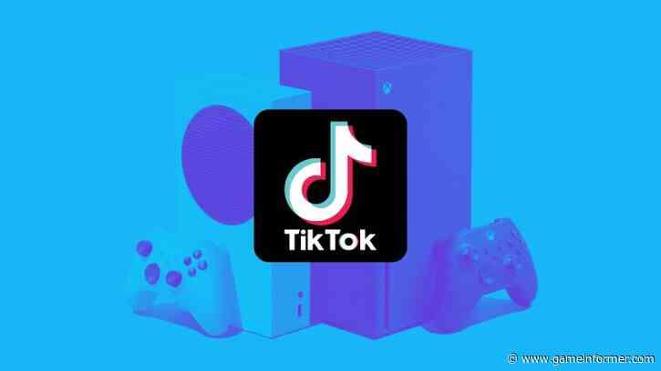 Xbox Social Team Continues Meme Marketing With Hilarious TikTok Self Dunk