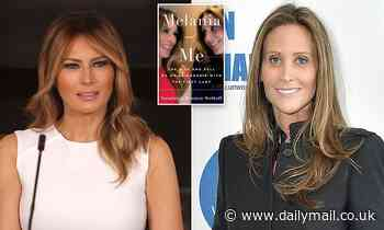 DOJ tried to stop Melania Trump's ex-best friend's book publication