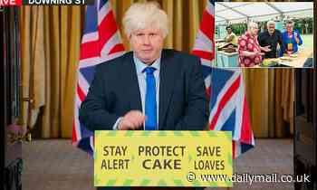 GBBO gets Ofcom complaints after Matt Lucas lampooned Boris Johnson
