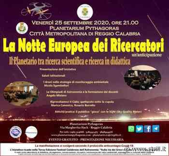 Torna al Planetarium Pythagoras di Reggio Calabria la Notte Europea dei Ricercatori - Strill.it