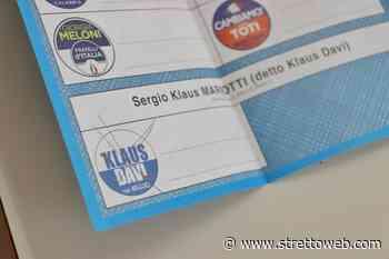 Reggio Calabria, è caos al Comune: spoglio ancora incompleto dopo 55 ore, tiene banco il caso Klaus Davi. Fiato sospeso per il seggio Calabrò-Zimbalatti - Stretto web