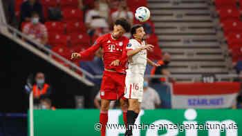 FC Bayern gegen Sevilla im Live-Ticker: Riesen-Wirbel um Abseitstor der Münchner - Lewandowski am Boden