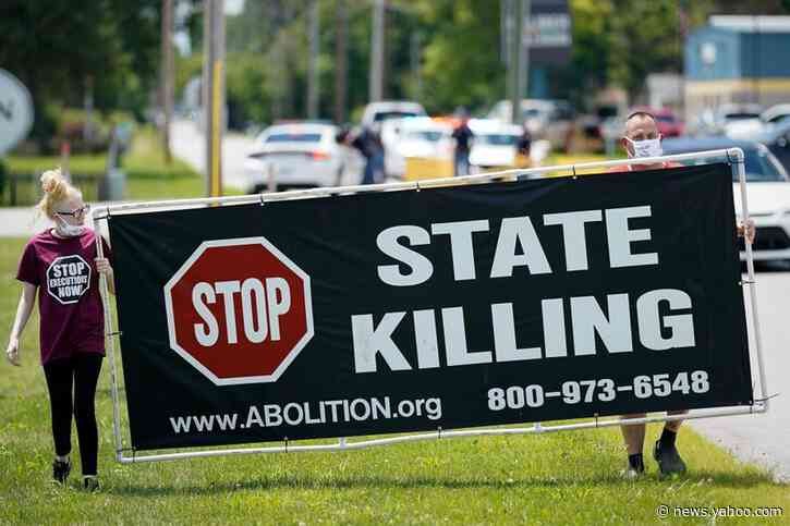 U.S. to execute first Black man since resumption of federal death penalty