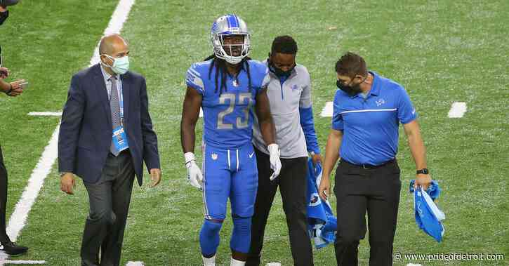 Detroit Lions injury report: Desmond Trufant (hamstring) returns to practice