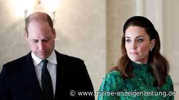 Kate und Prinz William: Seit Geburt von Baby Louis hat sich etwas verändert - Auftritt lässt tief blicken