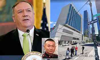 Mike Pompeo says China's New York consulate is a spy hub