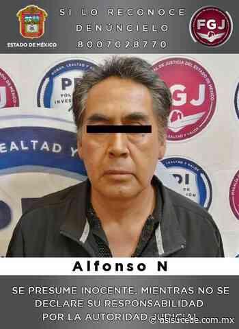 Vinculan a proceso a profesor de Tenancingo por abuso sexual - Noticiario Así Sucede