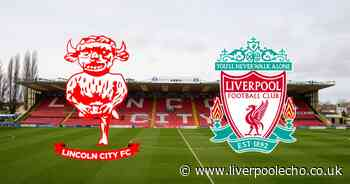 Lincoln City vs Liverpool LIVE - reaction and highlights