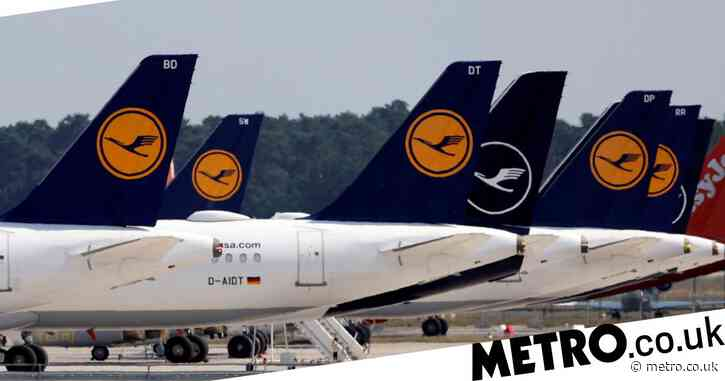 Lufthansa to trial pre-flight coronavirus tests that give results in 15 minutes