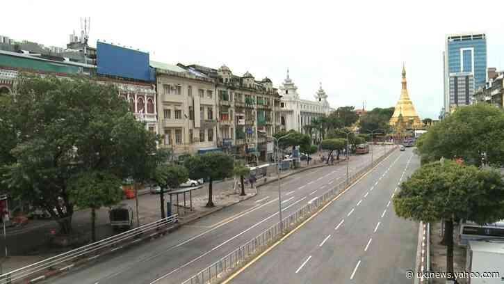 Hard times: Myanmar's biggest city endures new lockdown