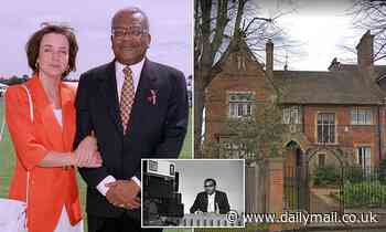 News veteran Trevor McDonald 'is leaving wife to live in a bachelor pad'