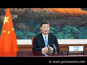 CGTN : La Chine appelle à une révolution verte mondiale dans l'ère post-COVID-19