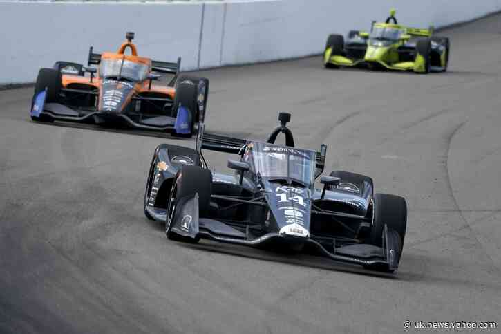 IndyCar: Askew sidelined with concussion symptoms, Helio in