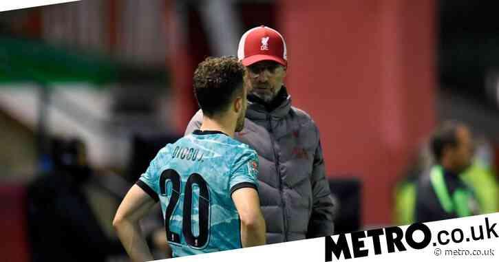 Jurgen Klopp rates Kostas Tsimikas and Diogo Jota's Liverpool debuts
